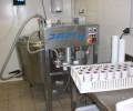 Nouvelle cuve de pasteurisation à la fromagerie