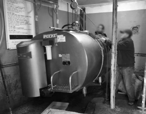 Rénovation de la laiterie