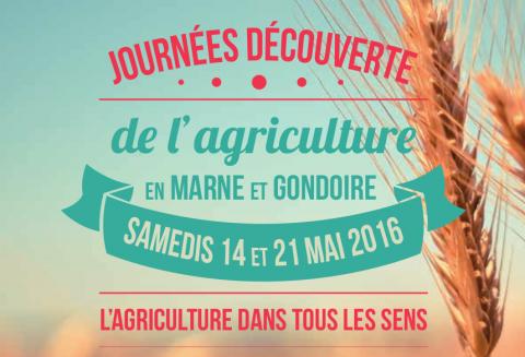Journée découverte de l'agriculture – le 14 mai à 15h à la ferme de Saint Thibault