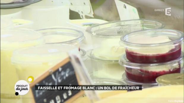 Reportage de France 5 sur la ferme de Saint-Thibault