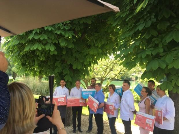 La Ferme de Saint Thibault à l'honneur au concours Talents Gourmands 2017