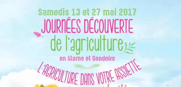 Journées découverte de l'agriculture 2017
