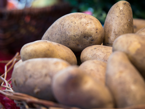 Nos légumes de saison et la recette de l'aligot !