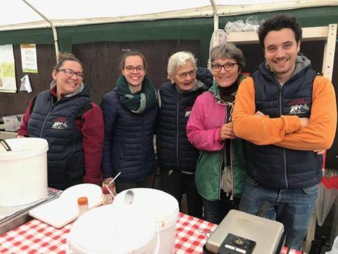 Compte-rendu de la balade du goût 2019 à la Ferme de Saint Thibault